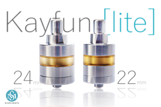 Снова доступен Kayfun lite 22
