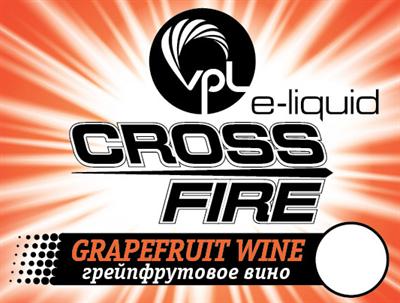 Жидкость VPL Crossfire 30 мл Грейпфрутовое вино - фото 5232