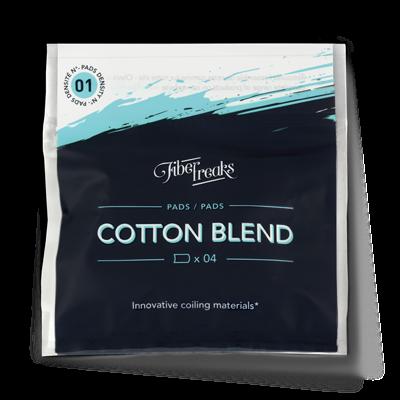 Fiber Freaks Cotton Blend Pads n°01 Density - фото 6052