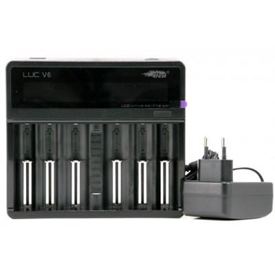 Зарядное устройство Efest LUC V6 - фото 6089