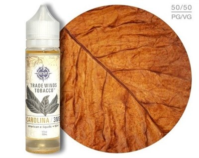 Tradewinds Tobacco Carolina 60 ml  - фото 6523