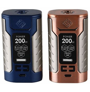 Бокс мод WISMEC Sinuous FJ200 - фото 6542