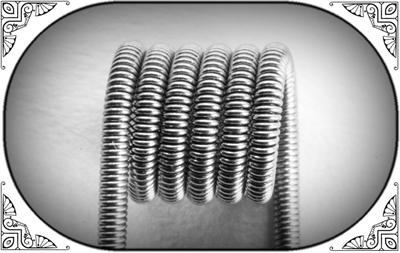 Clapton Coil(Ka,NiCr) - MTL/RDA/RTA/RDTA/RDCA - фото 6973