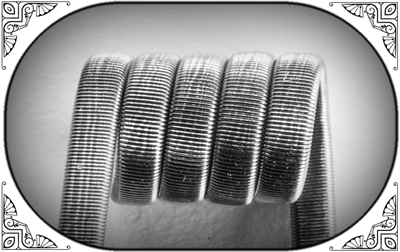 Triple Fused Clapton Coil (Ka,NiCr) - MTL/RDA/RTA/RDTA/RDCA - фото 6975