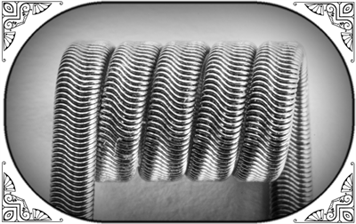 ALIEN CLAPTON COIL (SS316,NiCr) - фото 6994