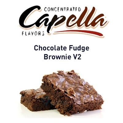 Capella Chocolate Fudge Brownie v2 - фото 7097