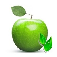 Жидкость SM Яблоко зеленое (нат.)