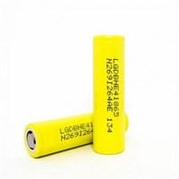 Аккумулятор LG HE4 18650 (2500mAh, 35А) - высокотоковый