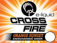 Жидкость VPL Crossfire 30 мл Апельсиновый закат