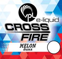 Жидкость VPL Crossfire 30 мл Дыня