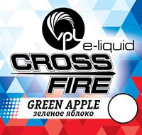 Жидкость VPL Crossfire 30 мл Зеленое яблоко