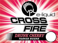 Жидкость VPL Crossfire 30 мл Пьяная вишня