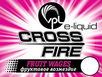 Жидкость VPL Crossfire 30 мл Фруктовое возмездие