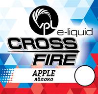 Жидкость VPL Crossfire 30 мл Яблоко