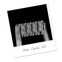 ALIEN CLAPTON COIL (SS316,NiCr)