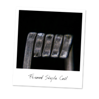 Framed Staple Coil (Ka,NiCr)