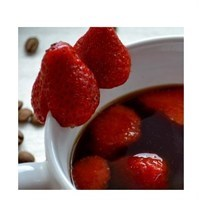 Клубничный кофе / Strawberry Coffee - Ароматизатор 30 мл.