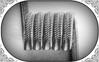 Alien Clapton Coil (NiCr,NiCr) (MTL)