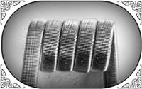 Triple Fused Clapton Coil (NiCr,NiCr 0.4) MTL/RDA/RTA/RDTA/RDCA