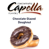 Capella Chocolate Glazed Dougnut