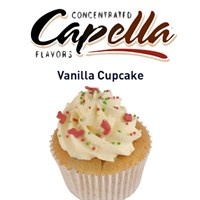 Capella Vanilla CupCake v2
