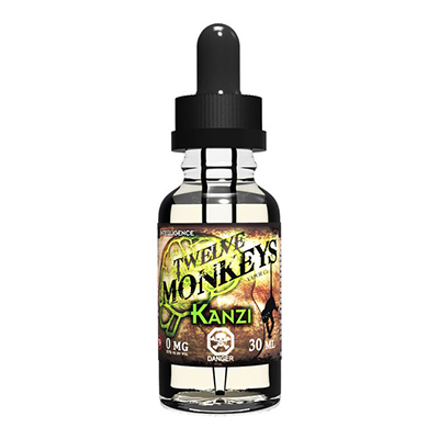 Twelve Monkeys Vapor Co. Kanzi